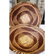 Cisuwo (Large Tonga  grain harvest basket)