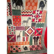 Batik Wall Hanging - A georgous collection from Zimbabwe
