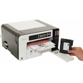 Pre-Owned Ricoh Aficio SG2100N (A4 Dye-Sublimation Printer) For sale